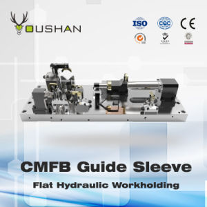 CNC Machine Tool Fixture CMFB Guide Sleeve Flat Hydraulic Workholding