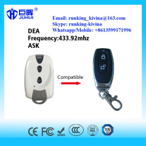 Dea Rolling Code Remote Control Duplicator Face to Face 433MHz pictures & photos