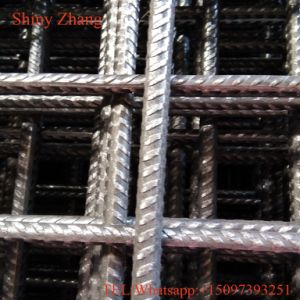 Concrete Construction Building Foundation Rebar Mesh pictures & photos
