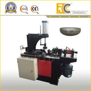 Semi-Automatic Hydraulic Oil Cylinder Cover Neck Machine pictures & photos