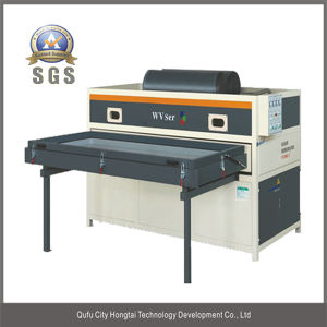 Hongtai 100% Satisfied with The Vacuum Laminating Machine pictures & photos