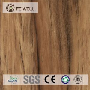 The Best Quality Durable Click Vinyl Sheet Flooring Planks pictures & photos