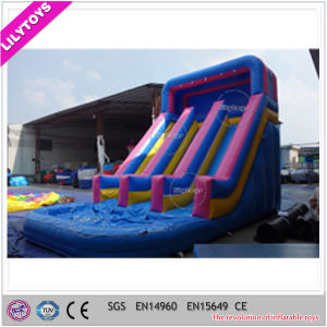 Giant Commercial Kids Inflatable Water Slide with Low Price pictures & photos