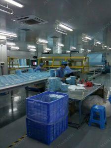Fabric Cutting Machine/ Fabric Facial Mask Cutting Machine/ Facial Mask Paper Cutter pictures & photos