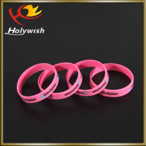Custom Silicone RFID Wristband Wholesale for Events