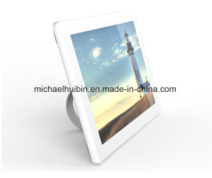 10 Inch LCD Screen Multi-Media Advertising Digital Picture Frame (HB-DPF1006) pictures & photos