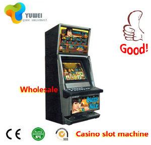 Top Dollar Multi Game 5 Reel Tiki Torch Slot Machine pictures & photos