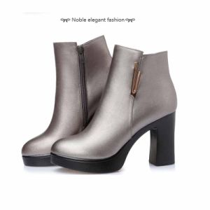Fashion Lady Boots for Party pictures & photos