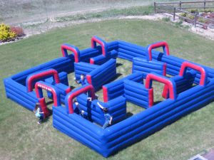 Laser Tag Sports Inflatable Arena Maze pictures & photos