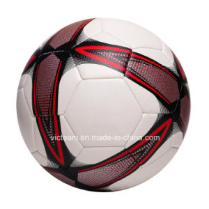 Standard Size 5 Logo Printed Customized Football pictures & photos