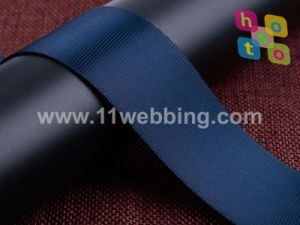Deep Blue Plain Pattern Fake Nylon Webbing Belt Bag Accessories pictures & photos