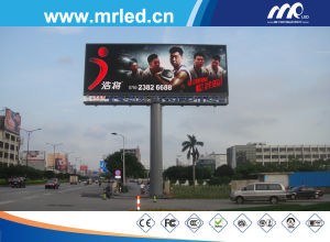 Mrled Product - P6.4mm Outdoor Full Color LED Display Screen with IP67/IP65 pictures & photos