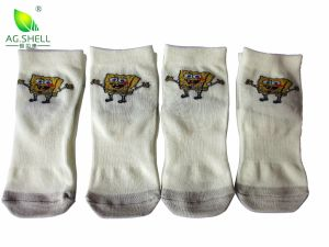 Dora Silver Socks pictures & photos