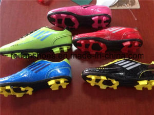 Unisex Hotsell Men Soccer Shoes Football Sport Shoes (FFSC1111-01) pictures & photos