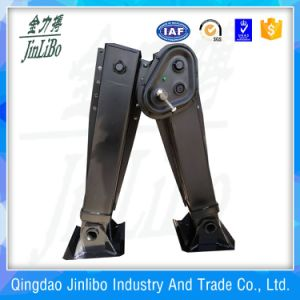 Support Leg Landing Gear Box for Trailer 28t Capacity pictures & photos