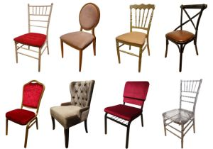 Used Chaivari Chair, Cheap Price Aluminum Used Stacking Chairs pictures & photos