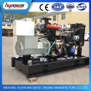 220kVA/180kw Hot-Sale Magnetic Motor Generator with Weichai Engine pictures & photos