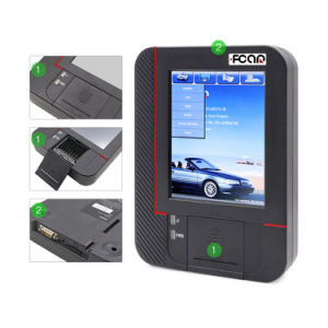 New Original Fcar F3-M (mini F3-W) Full Set Car Diagnostics F3m Supports English/German Update Online pictures & photos
