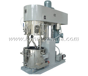 Double Shaft Planetary Mixer/Adhesive Mixer/High Viscous Mixer/Resin Mixer pictures & photos