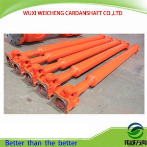 Custom SWC High Strength Light Duty Cardan Shaft Universal Shaft pictures & photos
