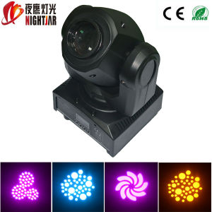 LED Nightclub Disco Effect Moving Head Light pictures & photos