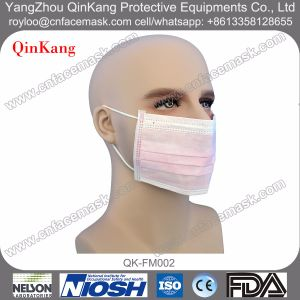 Disposable Surgical Nonwoven Face Mask pictures & photos