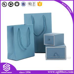 Luxury Handmade Rigid Gift Paper Jewelry Box pictures & photos