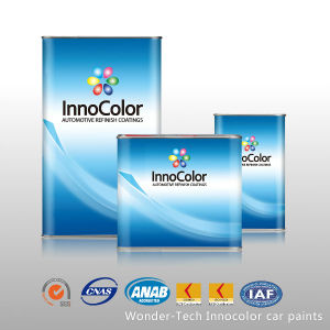 Good Coverage and Mirror Effect 1k Automotive Car Coating pictures & photos