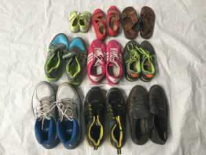 Used Shoes From China Big Size Sport Shoes second Hand Shoes pictures & photos