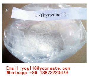 Pharmaceutical Amino Acid 3, 5-Diiodo-L-Thyronine T2 Powder CAS 1041-01-6 pictures & photos
