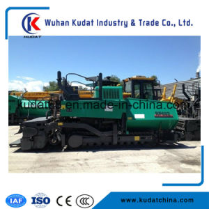 380mm Paving Thickness Crawler Asphalt Paver Machine 2.5m Width (RP602) pictures & photos