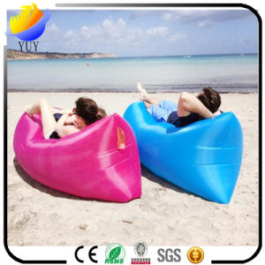 Multipurpose Inflatable Lazy Air Laybag Sofa Outdoor Sleeping Sofa pictures & photos