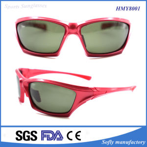 Fashion OEM Brand Designer Sports Polarized Plastic Sunglasses pictures & photos