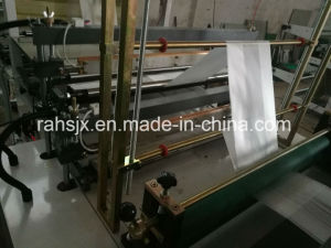 PE Supermarket Roll Bag Point-Cutting Machine (HSLJ-800) pictures & photos