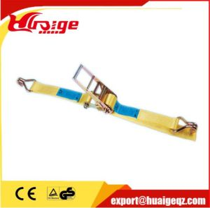ISO Certified Truck Ratchet Straps Manufacturer in China pictures & photos