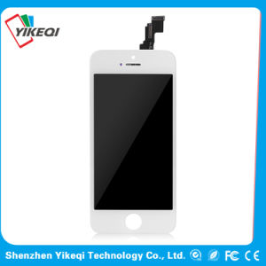After Market Black/White TFT 4 Inch LCD for iPhone 5c pictures & photos