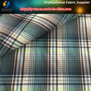 Nylon/Polyester Blended Spandex Yarn Dyed Fabric for Shirt pictures & photos