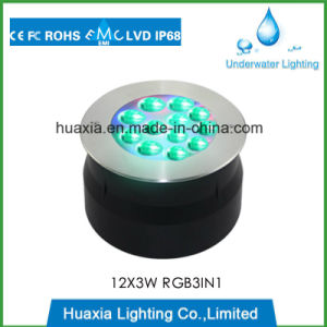 316ss IP68 LED Underwater Pool Lights pictures & photos