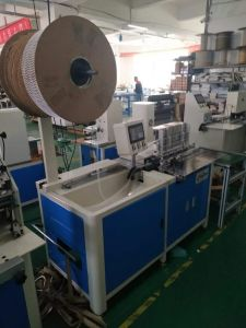 Automatic Double Loop Wire Binding Machine (520mm) pictures & photos