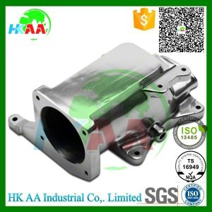 High Performance CNC Machined Durable Aluminum Construction Intake Plenum pictures & photos