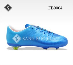 Outdoor Soccer Boots Sports Shoes Fashion Football Shoes pictures & photos