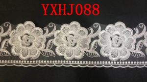 Fashion Embroidery Lace for Garment Accessories pictures & photos