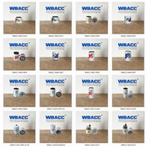 Wbacc Filter Fuel Filter Water Separator 2040pm 900fg/500fg/600fg Filter Element Fuel Filter Oil Fuel Filter pictures & photos