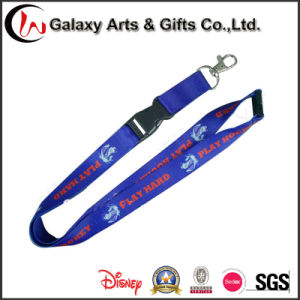 Heat-Transfer Nylon Lanyard with Metal Hook Attachment pictures & photos