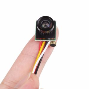 120 Degree Wide Angle Lens Mini Camera 600tvl Color Micro Camera Fpv PAL/NTSC pictures & photos