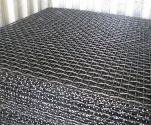 High Carbon Steel Wire Screen/Mining Screen Mesh /Crimped Mesh pictures & photos