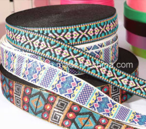 Customized High Tenacity Spandex Nylon Elastic Tape with Low Shrinkage pictures & photos
