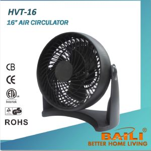 "Good Quality 12"" Air Circulator Fan / Box Fan / Turbo Fan pictures & photos"