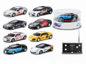 Die Cast Radio/C Car Toys with 4 Function/with Light pictures & photos