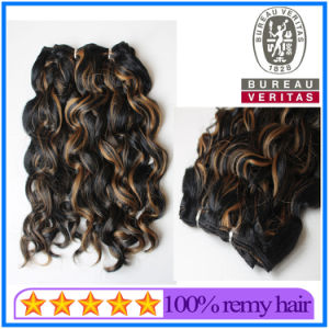 High Quality Mix Color Hair Wholesale Brazilian Hair Extension South Africa pictures & photos